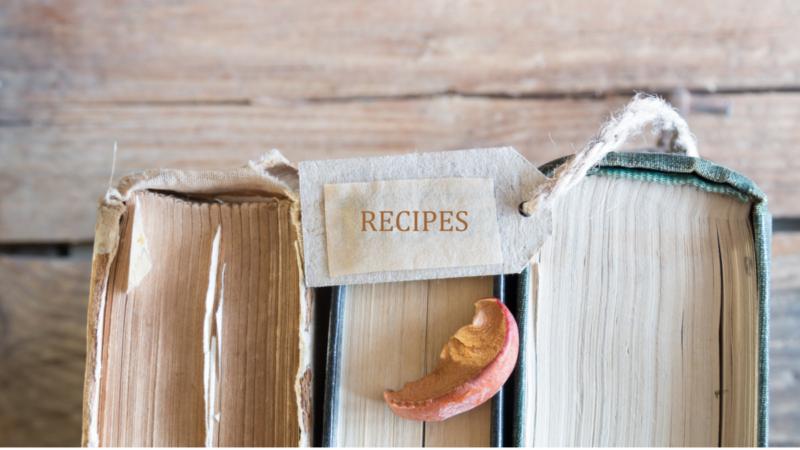 indice ricette libri