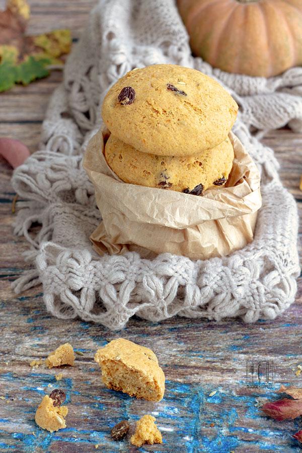 pan zal con farina di mais e zucca