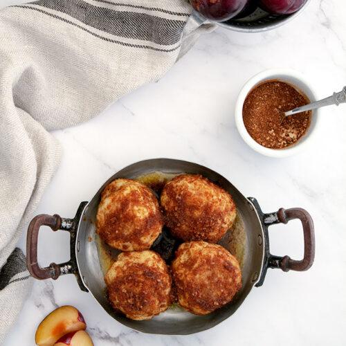 gnocchi di patate con susine copertina