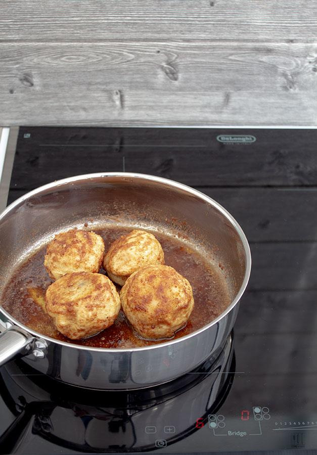 gnocchi di patate p.c de longhi