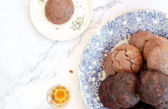 Tetù e teio, biscotti siciliani