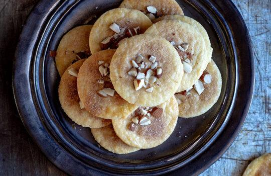 Jodekager, i biscotti ebraici natalizi
