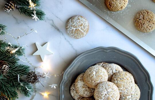 Pfeffernüsse, un biscotto dall'accento natalizio