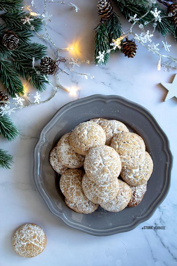 biscotti tedeschi pfeffernussen