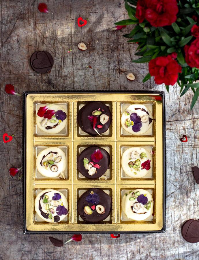 I Mendiants, per un San Valentino cioccolattoso