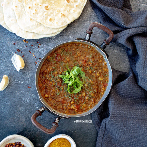 chapati e dahl indiani copertina
