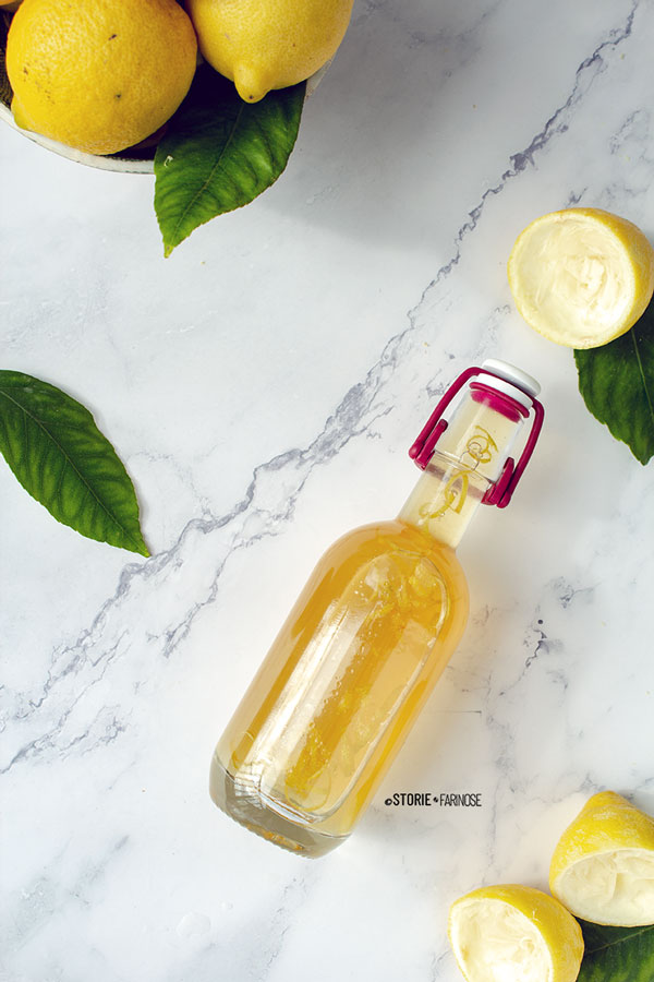 sciropo di limone per tapì group