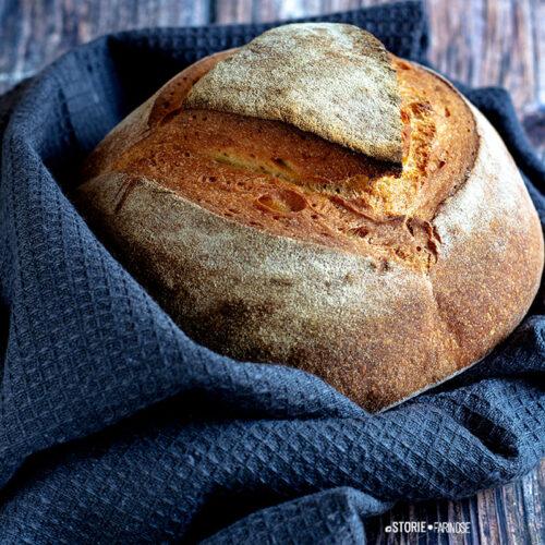 pane di semola di altamura copertina