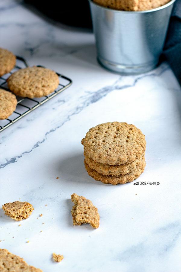 biscotti graham integrali