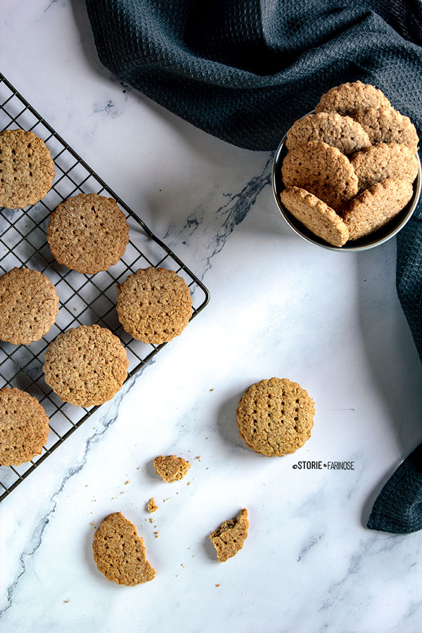 biscotti graham spezzati