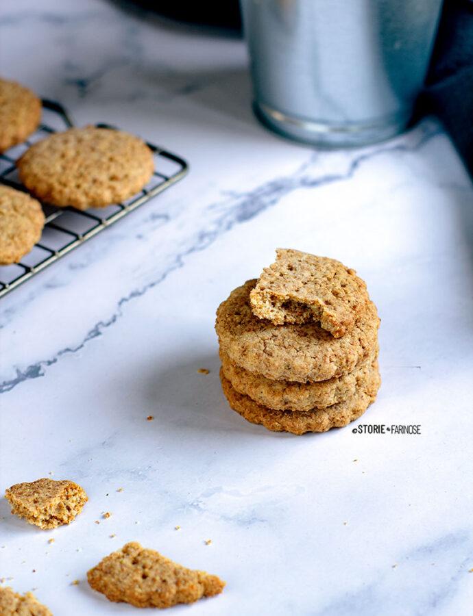 Il biscotto del peccato, i cracker Graham
