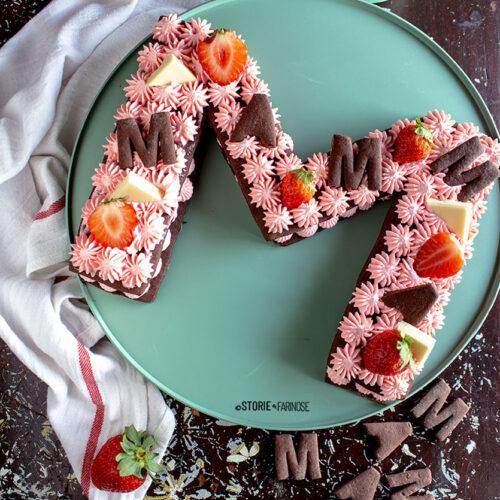 letter cake copertina
