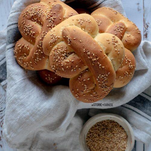 pane di semola siciliano copertina
