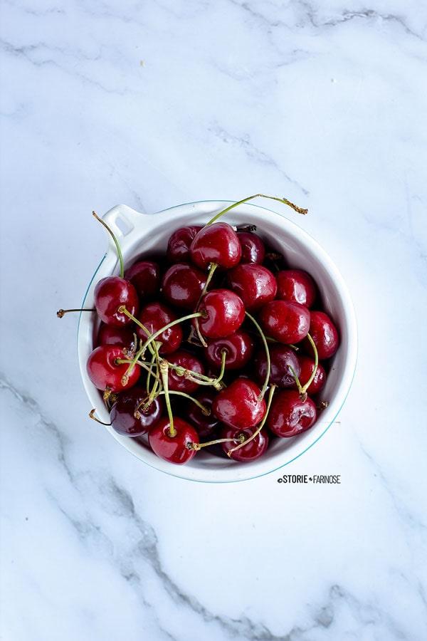 ciliegie rosse