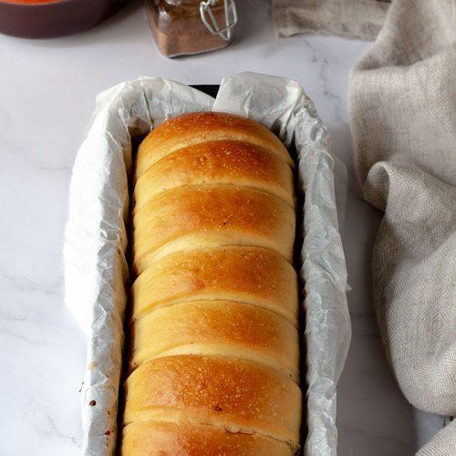 pane di patate dolci copertina